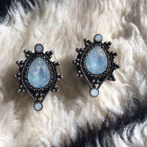 """Jewelry - 5/8"""" gorgeous opal plugs"""